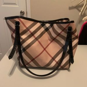 Burberry Nova Check Purse